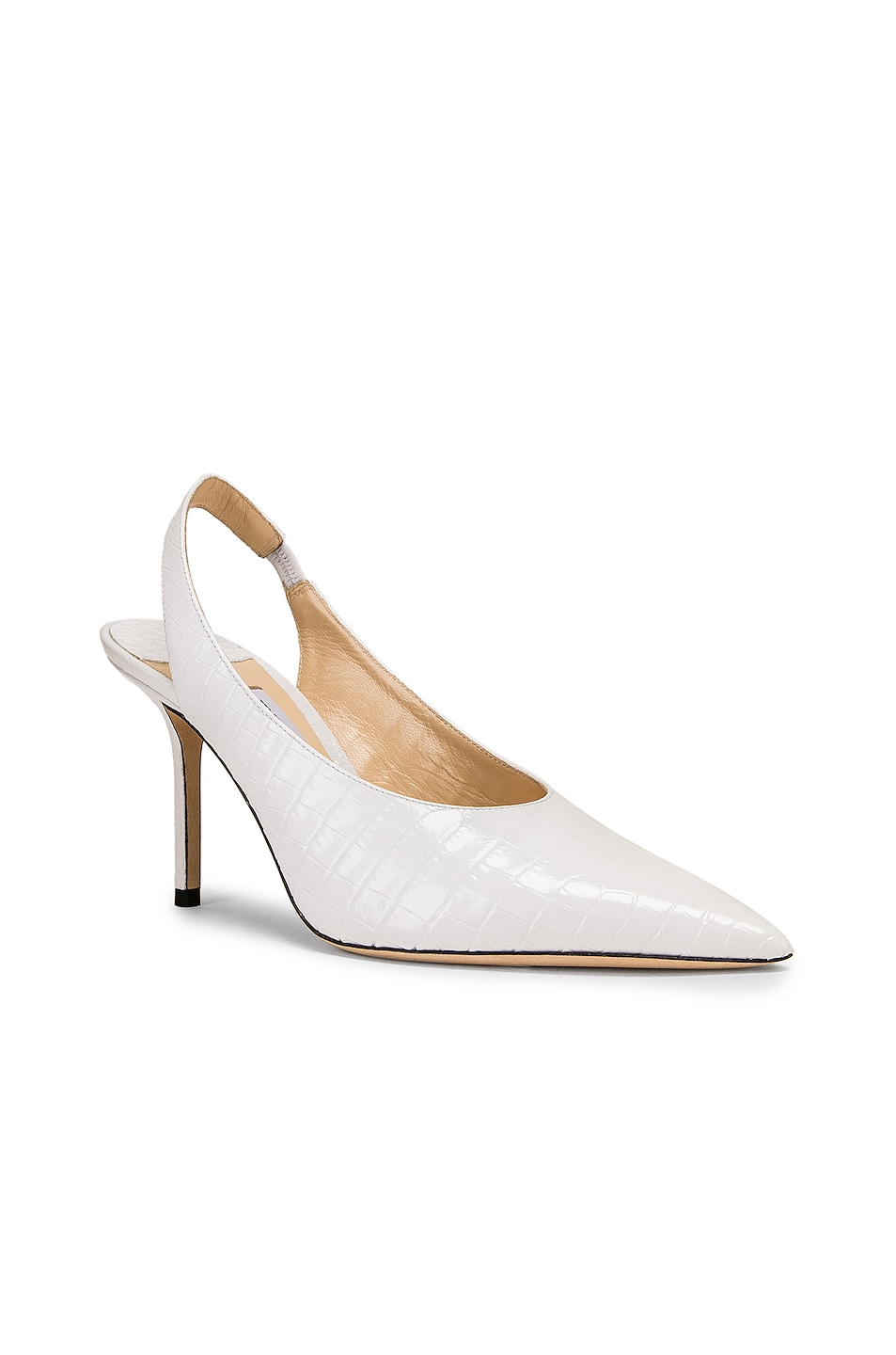 Image 2 of Jimmy Choo Ivy 85 Heel in Latte
