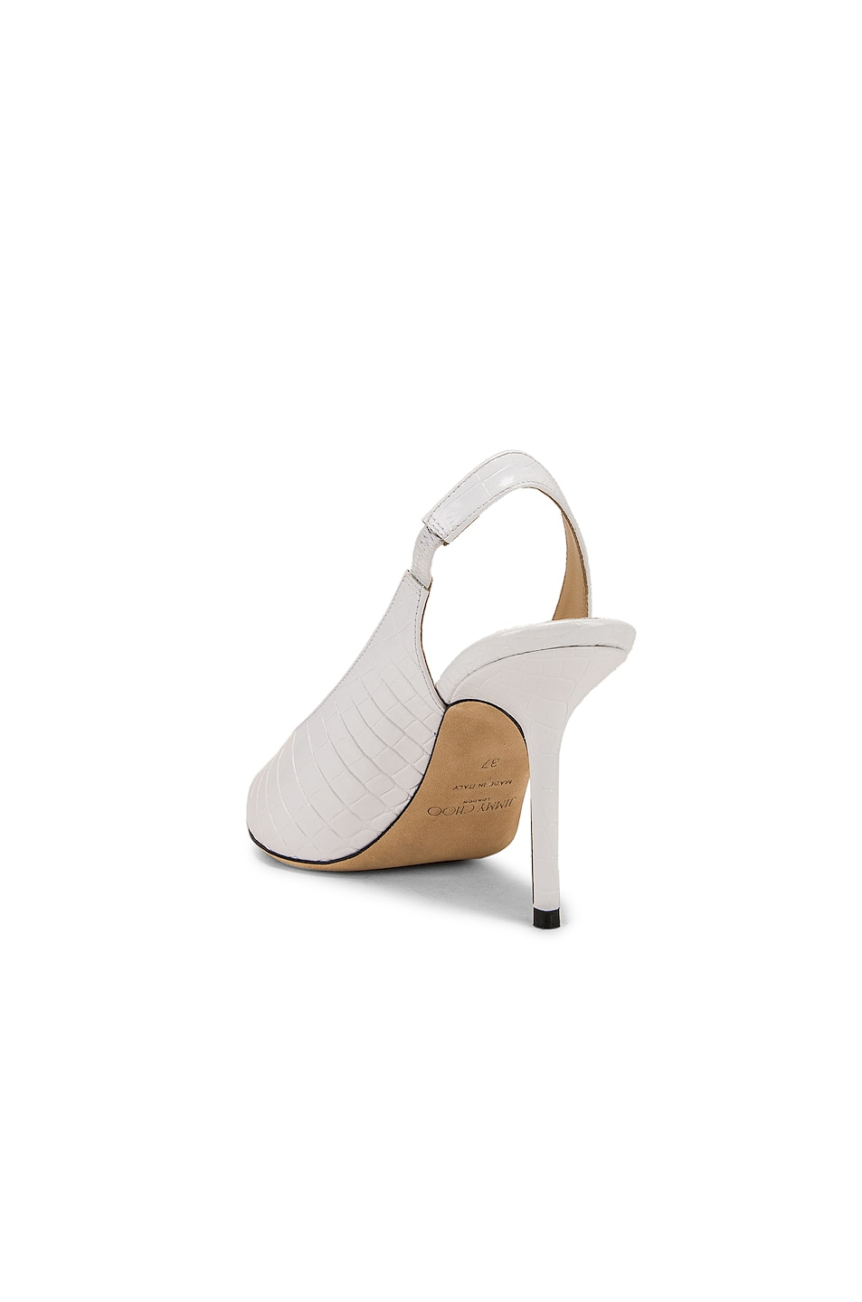 Image 3 of Jimmy Choo Ivy 85 Heel in Latte