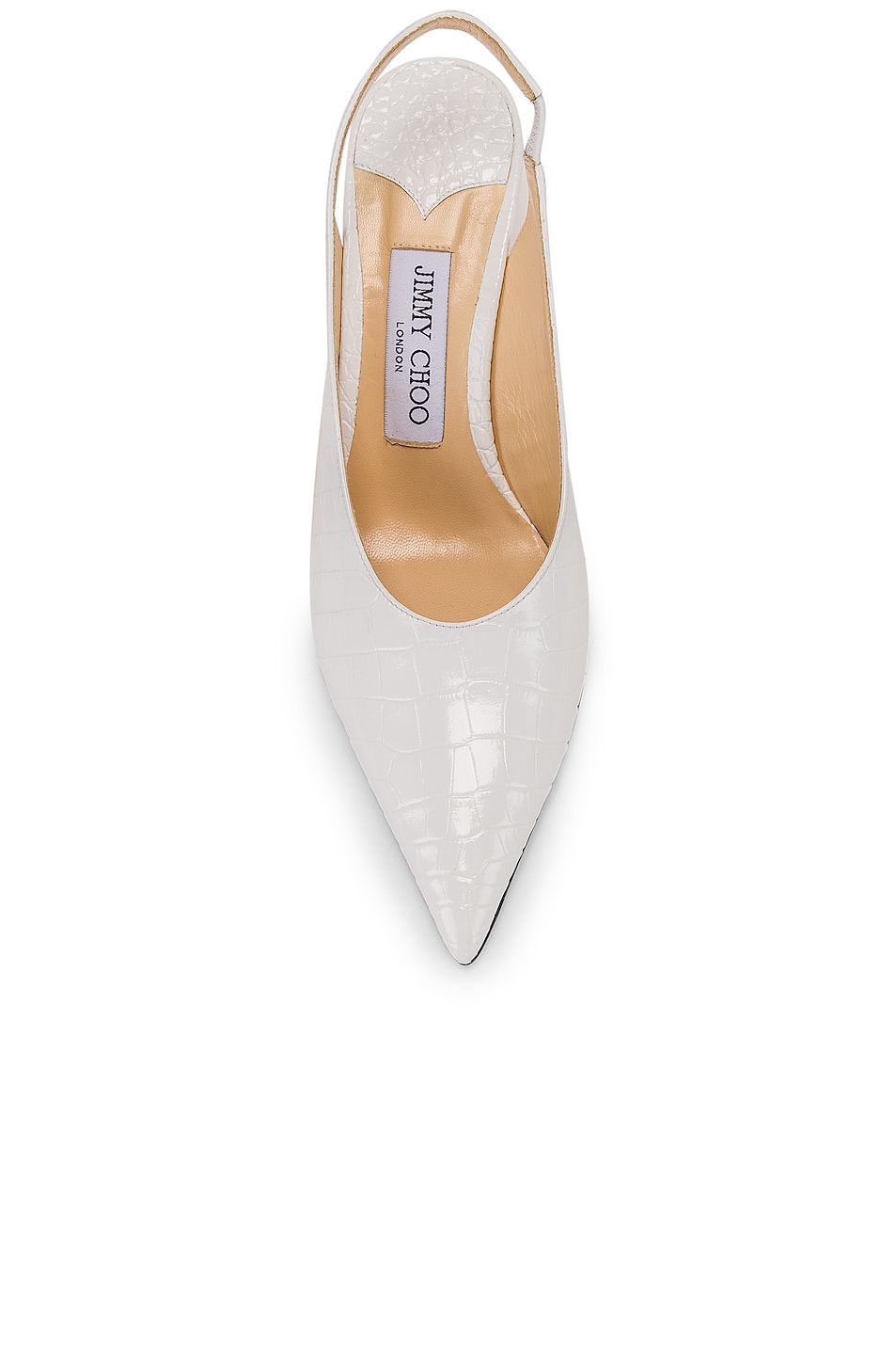 Image 4 of Jimmy Choo Ivy 85 Heel in Latte