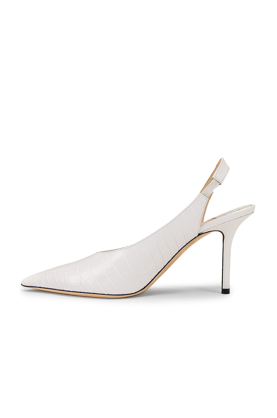 Image 5 of Jimmy Choo Ivy 85 Heel in Latte