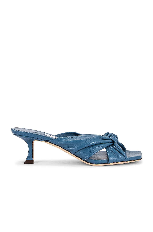 Image 1 of Jimmy Choo Avenue 50 Sandal in Butterfly Blue