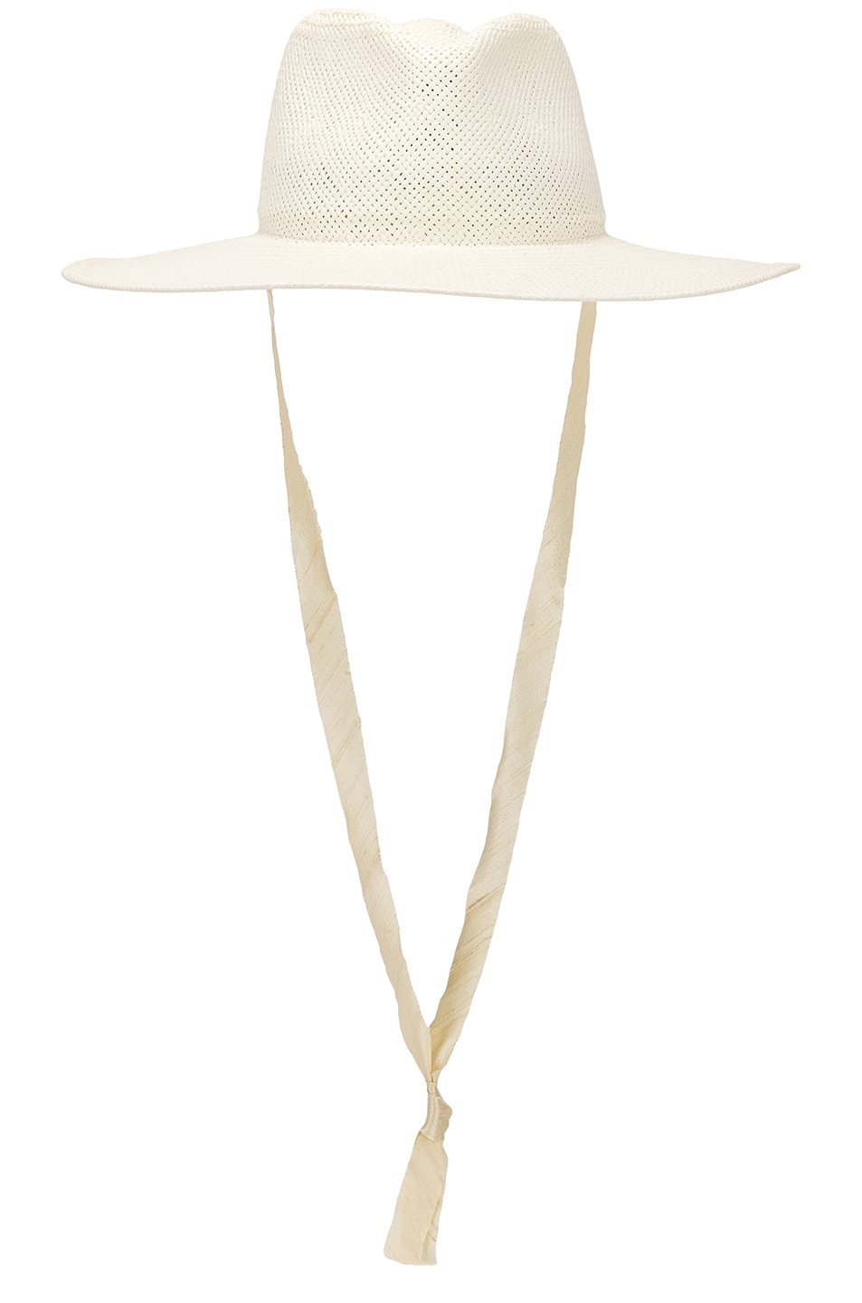 Janessa Leone Hats JANESSA LEONE CEZANNE PACKABLE HAT IN NEUTRAL,WHITE