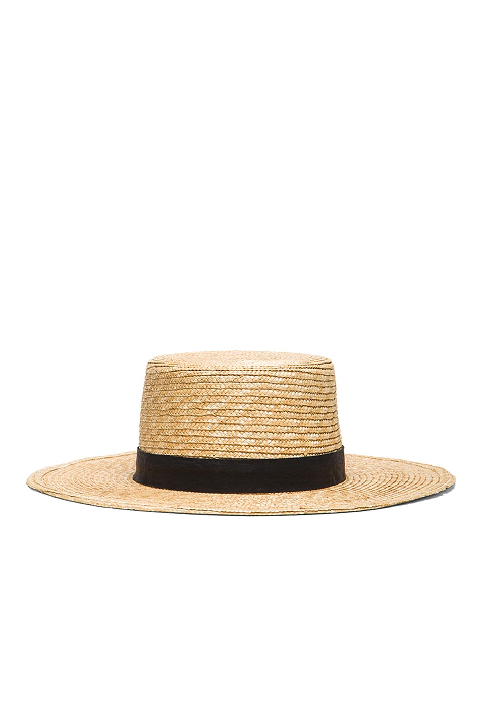 Image 1 of Janessa Leone Klint Hat in Natural