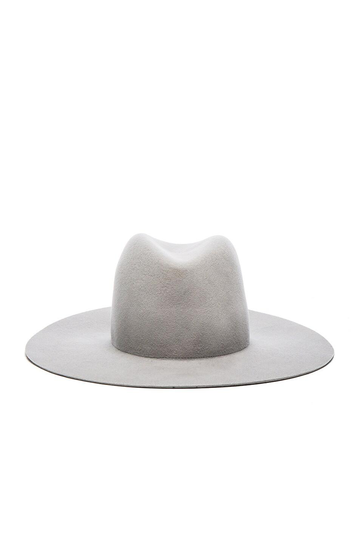 Image 1 of Janessa Leone Majori Hat in Silversand