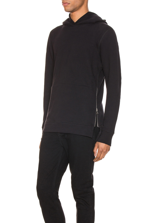 Image 1 of JOHN ELLIOTT Hooded Villain in Black