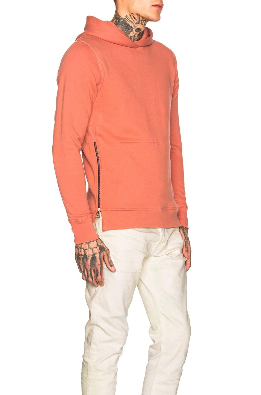 Image 2 of JOHN ELLIOTT Hooded Villian in Dusty Pink
