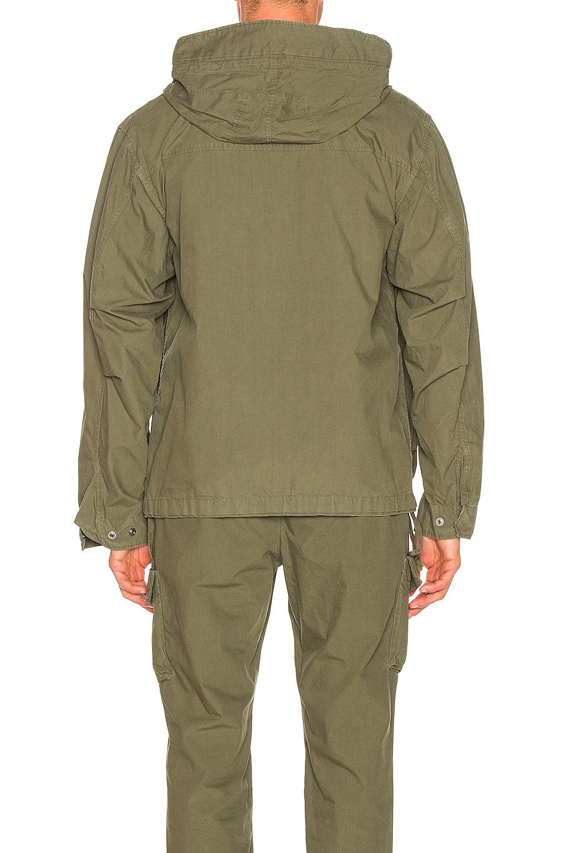 Image 4 of JOHN ELLIOTT Military Zip Field Jacket in Olive