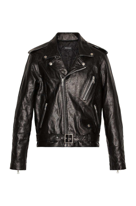 Image 1 of JOHN ELLIOTT Moto Jacket in Black