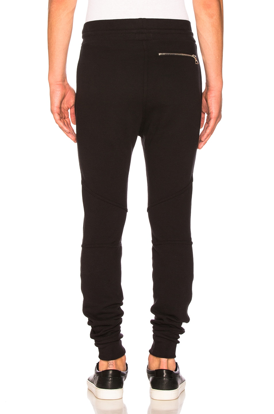 Image 3 of JOHN ELLIOTT Escobar Sweatpants in Black