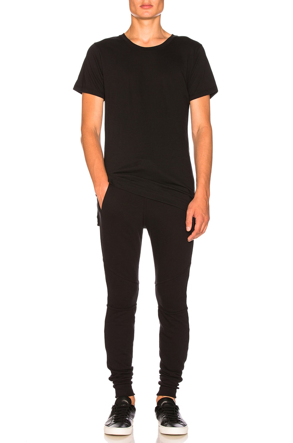 Image 4 of JOHN ELLIOTT Escobar Sweatpants in Black