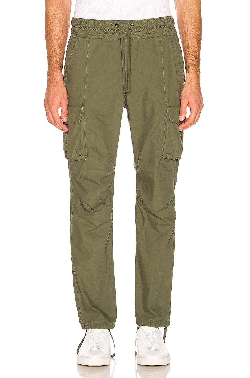 John Elliott Pants Military Cargo Pants