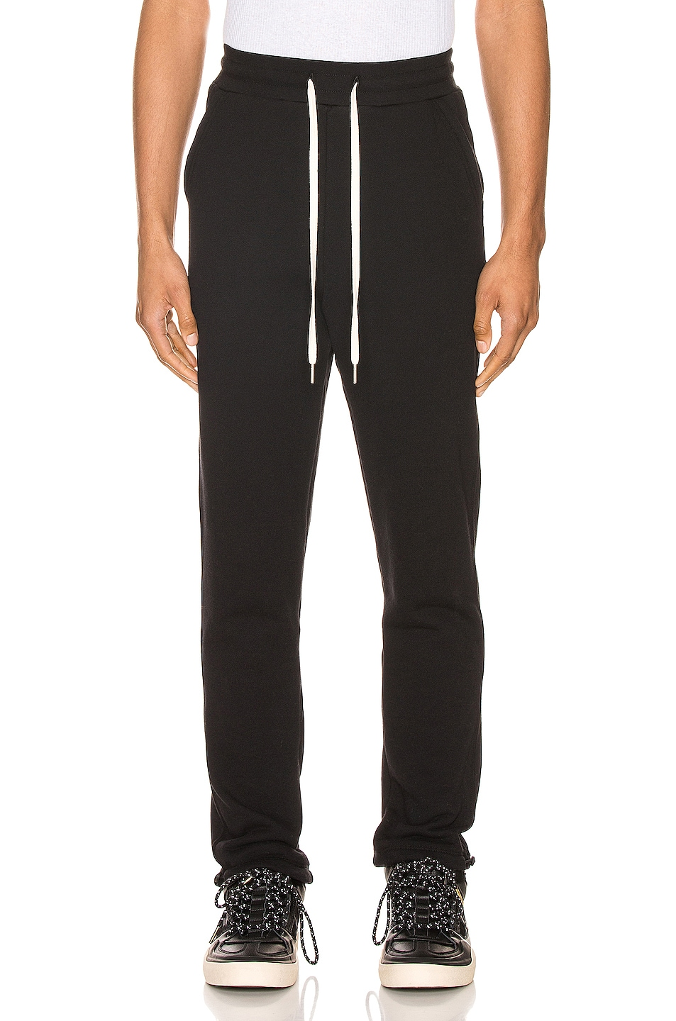 Image 1 of JOHN ELLIOTT Sochi Sweat Pants in Black