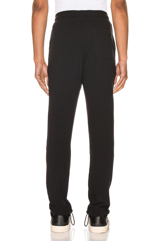 Image 3 of JOHN ELLIOTT Sochi Sweat Pants in Black