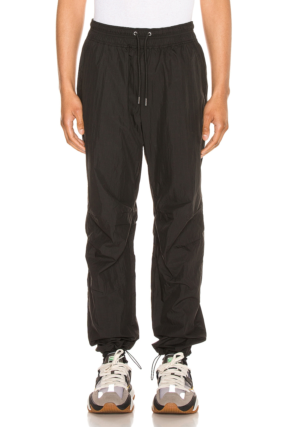 Image 1 of JOHN ELLIOTT Himalayan Pant in Black