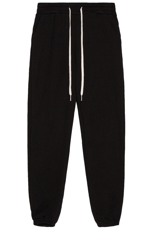 Image 1 of JOHN ELLIOTT LA Sweatpants in Black