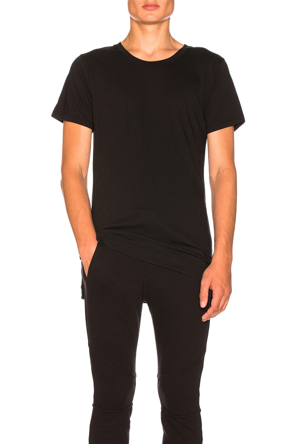 Image 1 of JOHN ELLIOTT Mercer Tee in Black