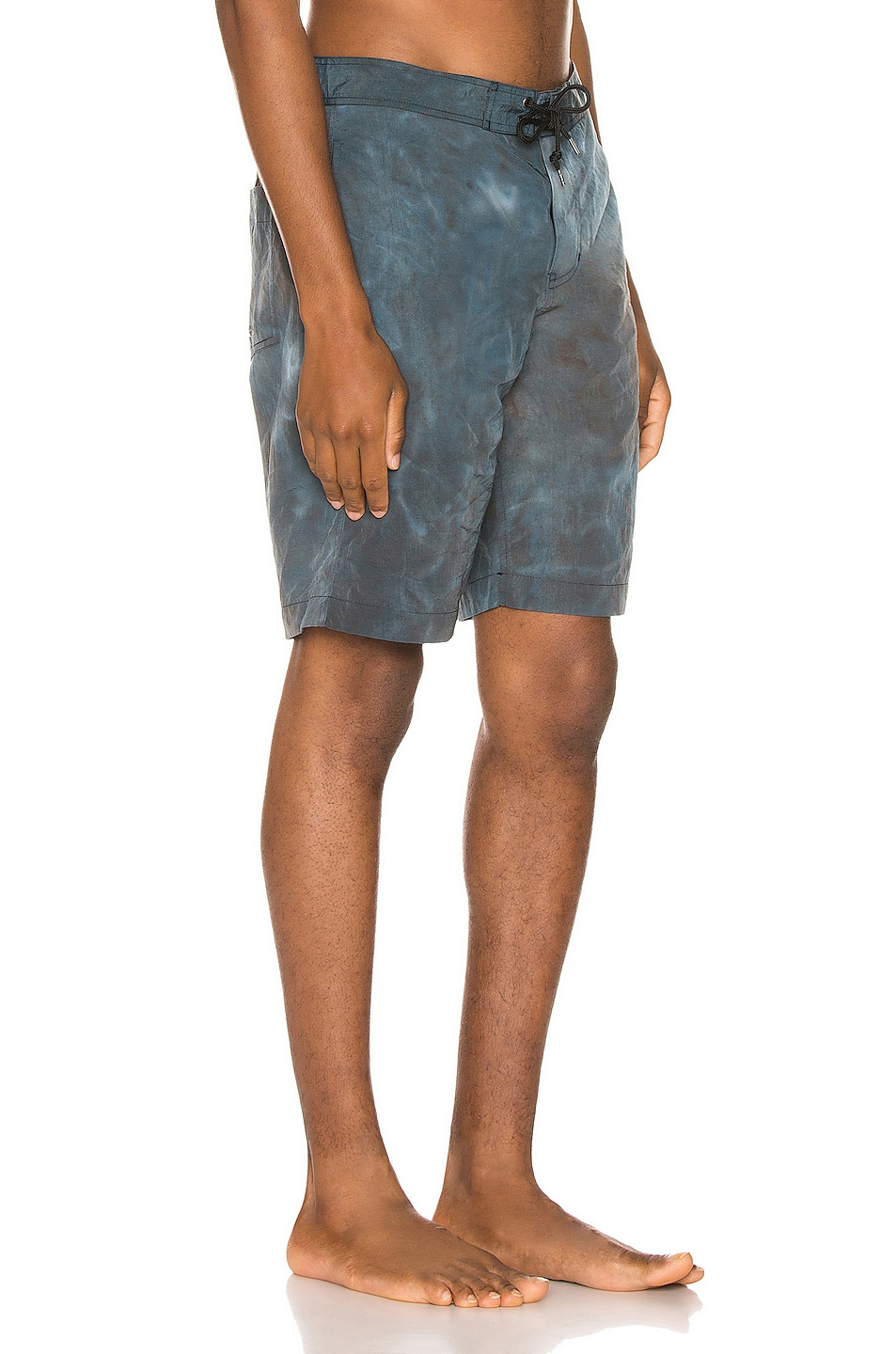 outlet JOHN ELLIOTT Solar Board Shorts Teal Tie Dye