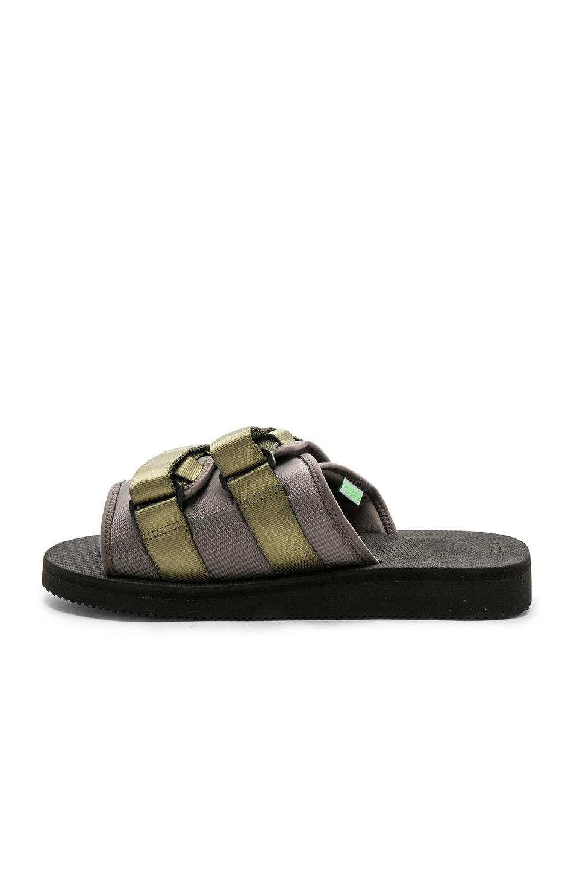 453c0d65810 Image 5 of JOHN ELLIOTT x Suicoke Sandals in Black   Charcoal