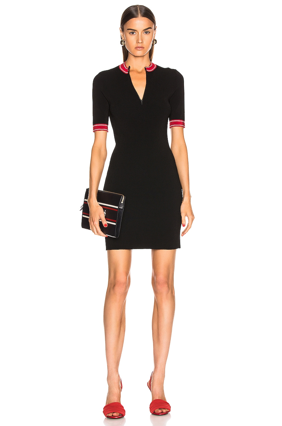 Image 1 of JOHN ELLIOTT Loren Dress in Black