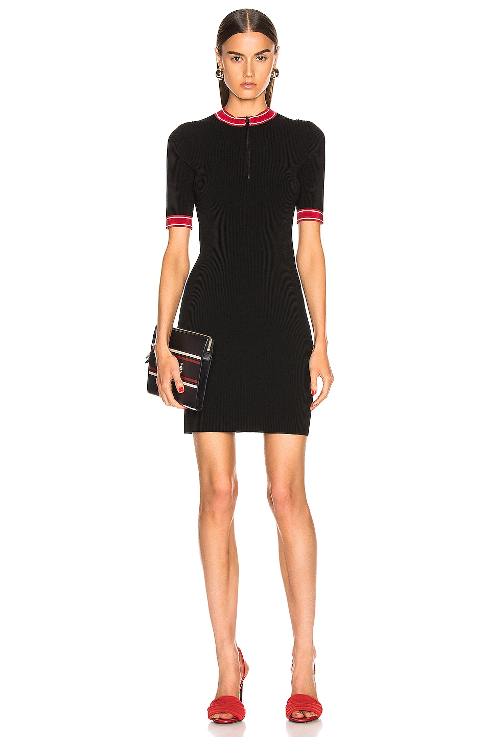 Image 2 of JOHN ELLIOTT Loren Dress in Black