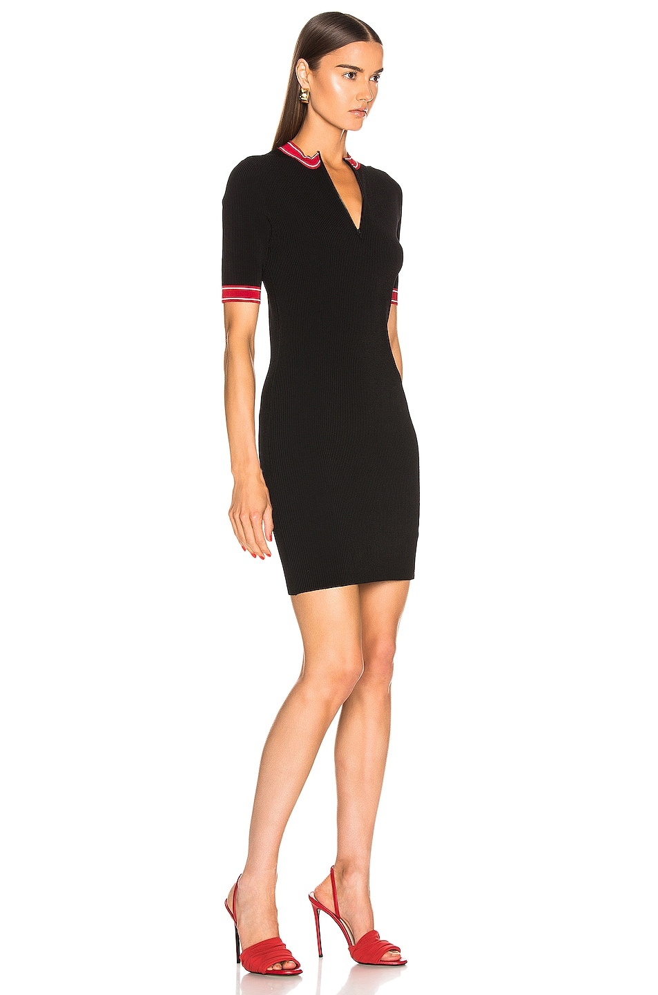 Image 3 of JOHN ELLIOTT Loren Dress in Black