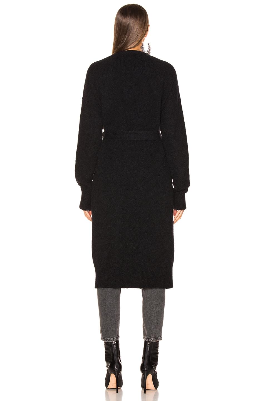 Image 4 of JOHN ELLIOTT Lima Alpaca Cardigan in Black