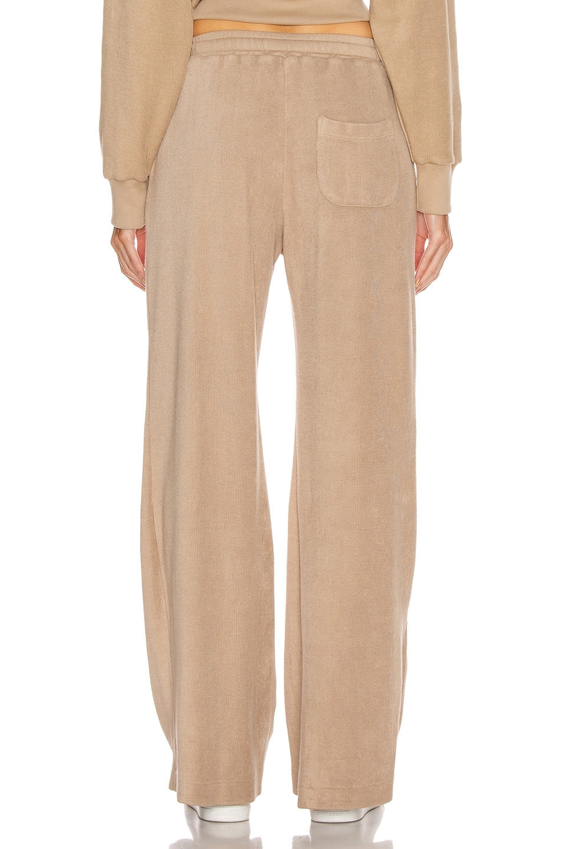 Image 3 of JOHN ELLIOTT Corduroy Sweatpants in Linen