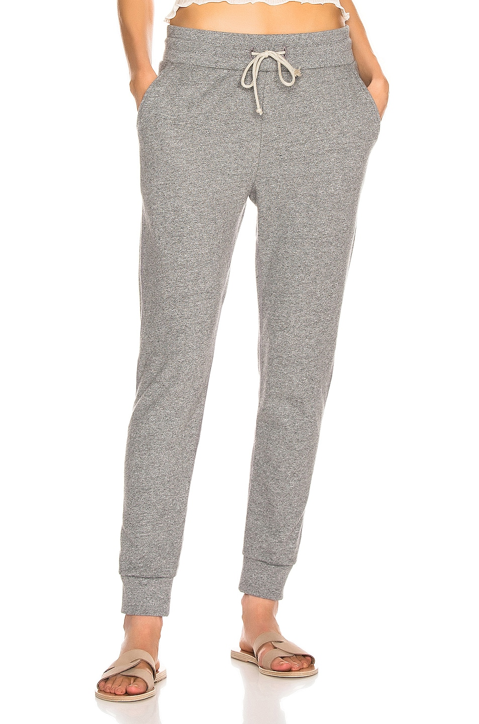Image 1 of JOHN ELLIOTT Dakota Sweatpant in Heather Grey