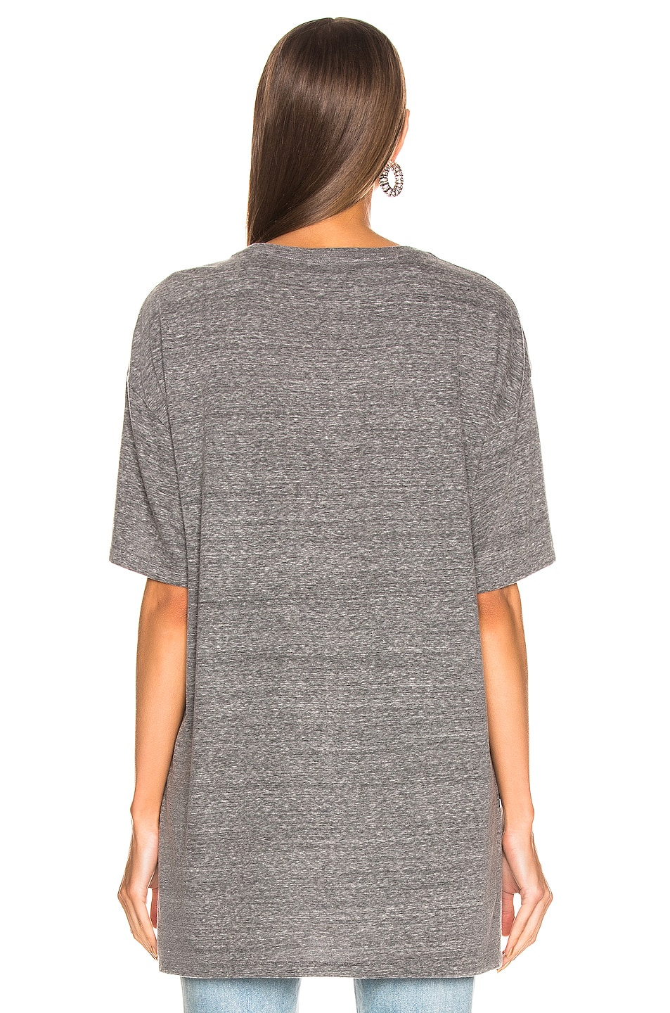 Image 4 of JOHN ELLIOTT Caribou Tee in Heather Grey