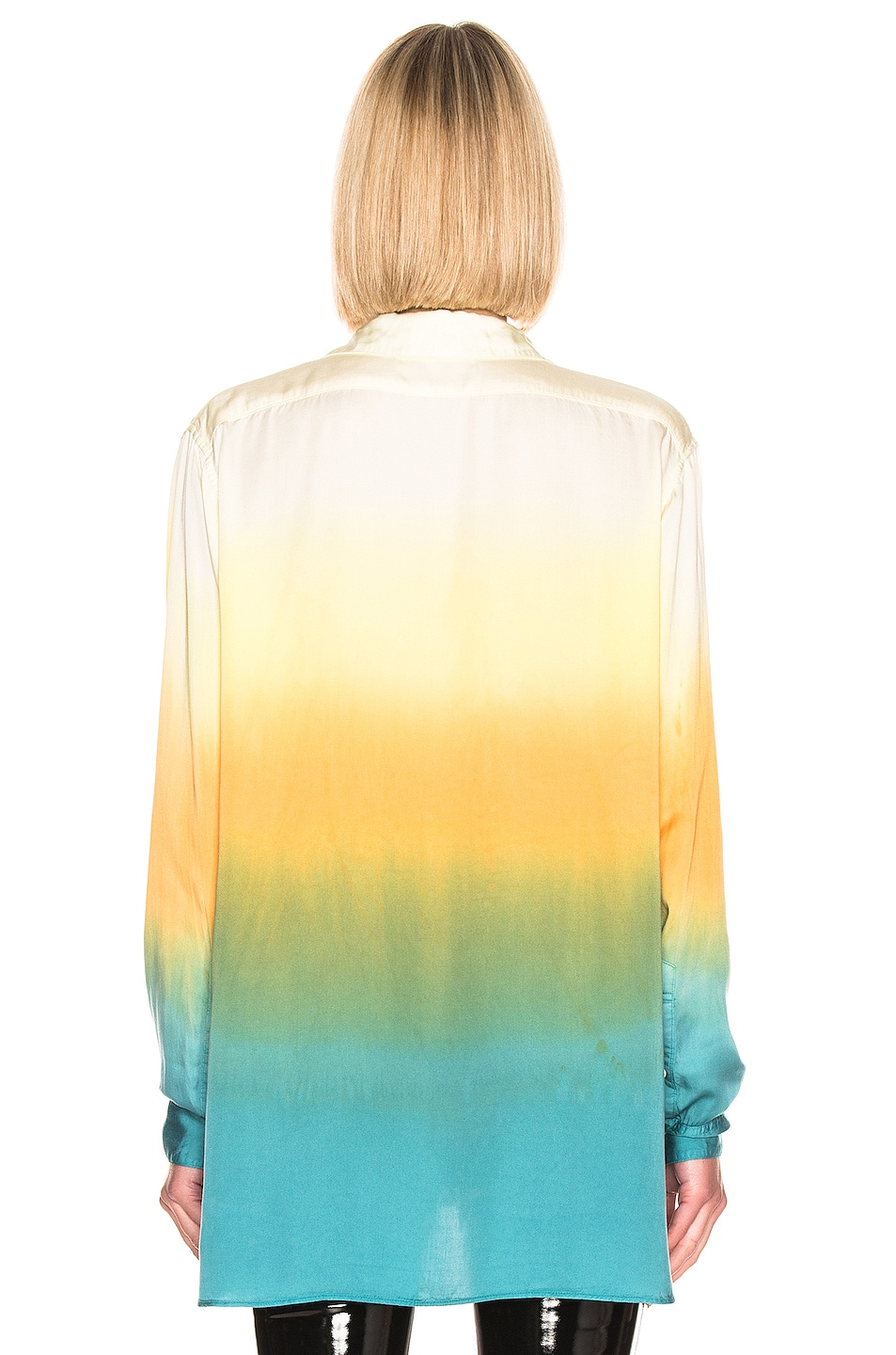 Image 3 of JOHN ELLIOTT for FWRD Jude Blouse in Gradient