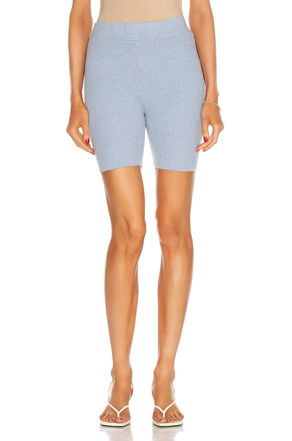 Image 1 of JoosTricot Bike Shorts in Edgewater
