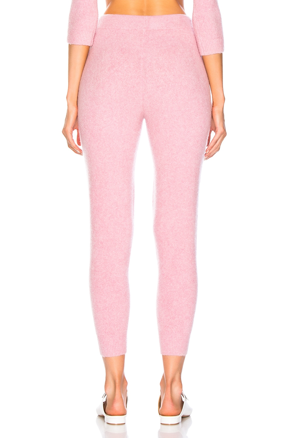 Image 3 of JoosTricot Cuddle Joggers in Cherry Cream