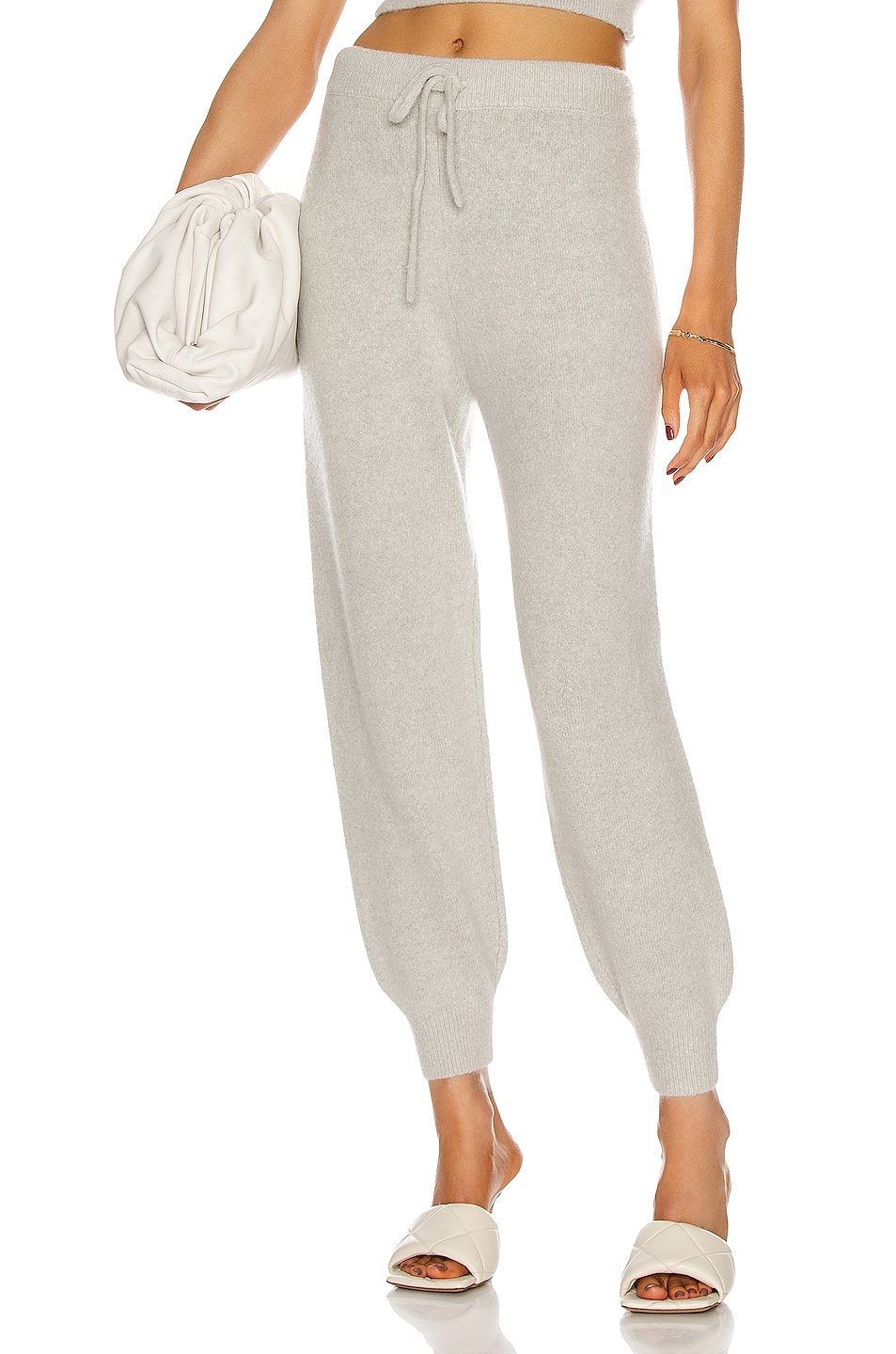Image 1 of JoosTricot Knit Joggers in Mist