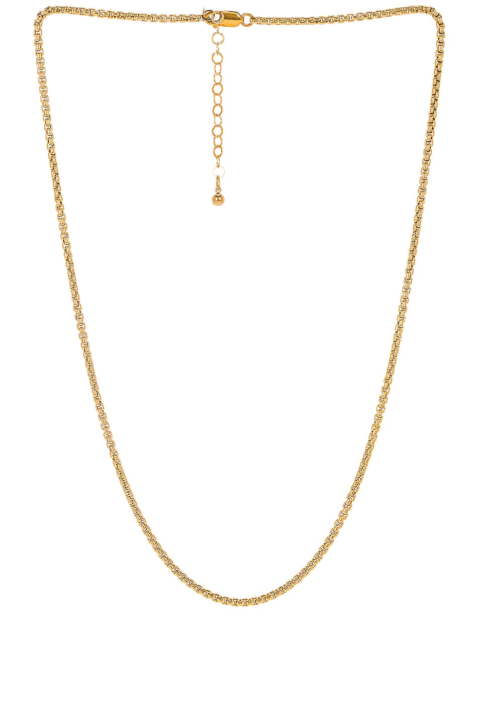 Image 1 of Jordan Road Jewelry Teagan Necklace in Gold