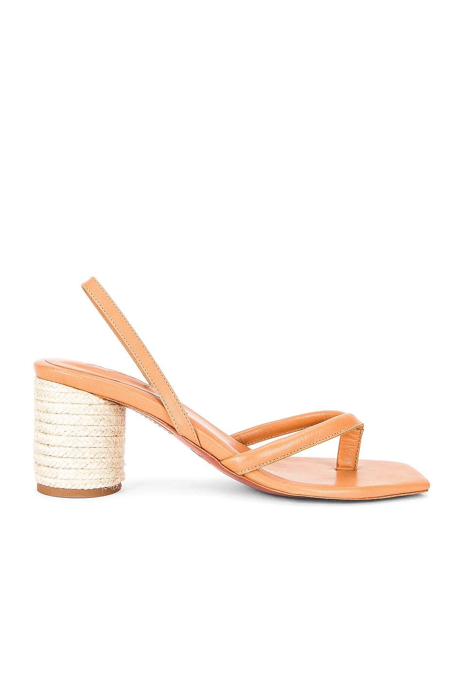 Image 1 of Johanna Ortiz Bay Of Love Heels in Spicy Nude