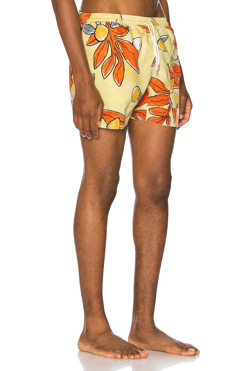 Image 2 of JACQUEMUS Printed Shorts in Multi