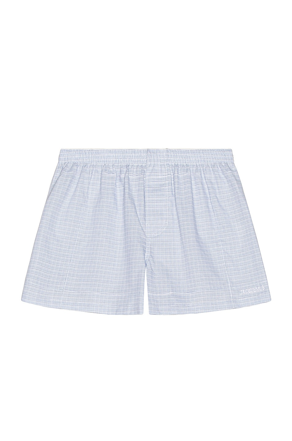 Image 1 of JACQUEMUS Boxers in Light Blue