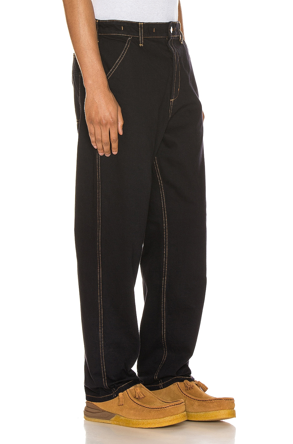Image 2 of JACQUEMUS Pants in Dark Navy