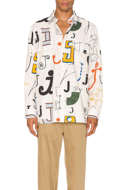 Image 1 of JACQUEMUS Felix Shirt in Multi