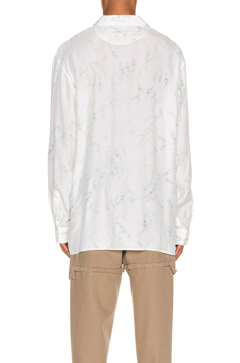 Image 3 of JACQUEMUS Etienne Shirt in White