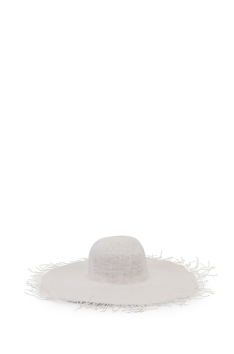 Image 5 of JACQUEMUS Riviera Hat in White