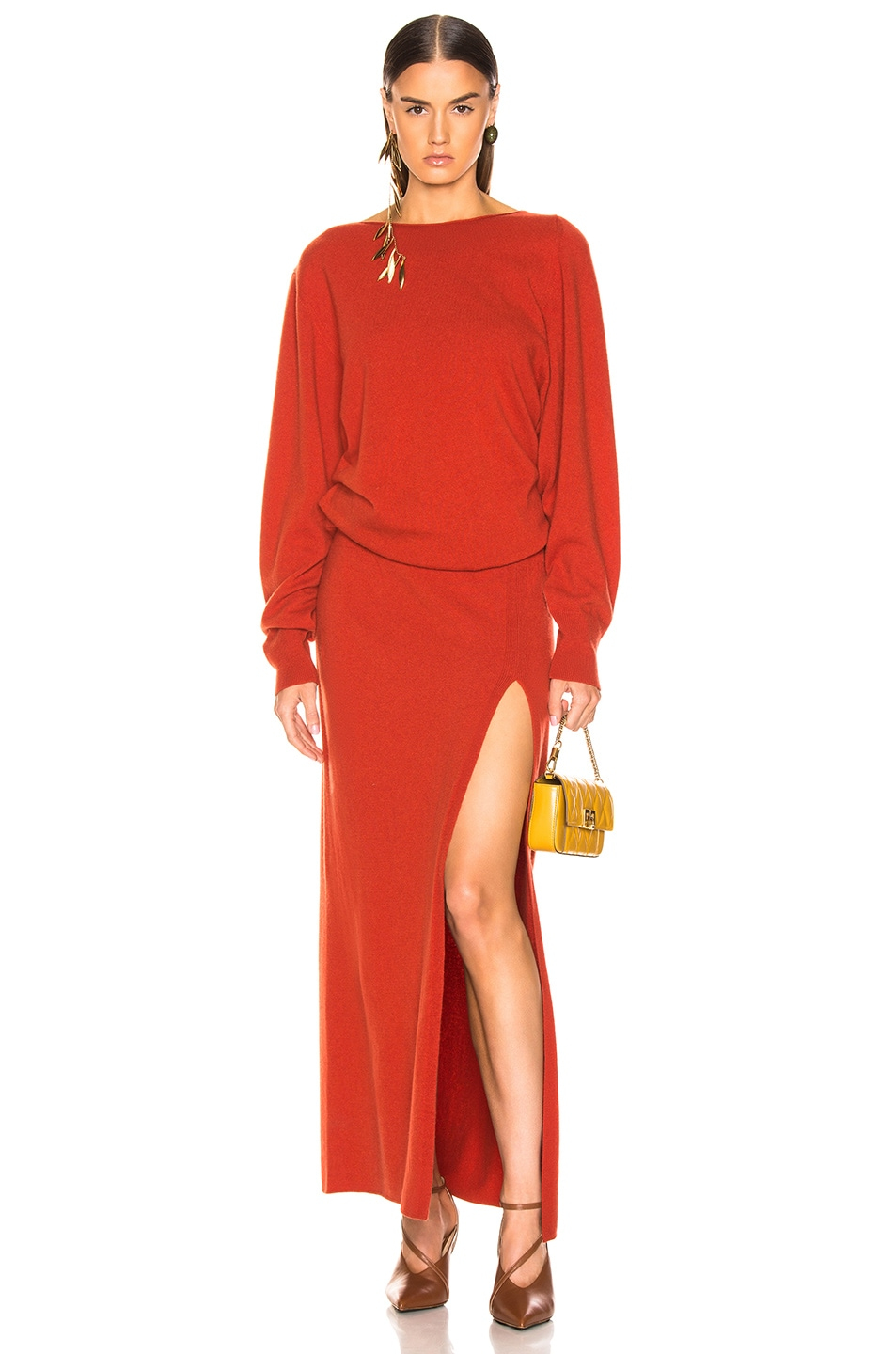 Image 1 of JACQUEMUS Jemaa Dress in Red