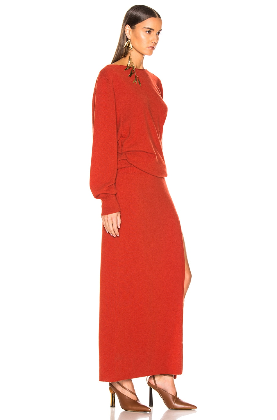Image 2 of JACQUEMUS Jemaa Dress in Red