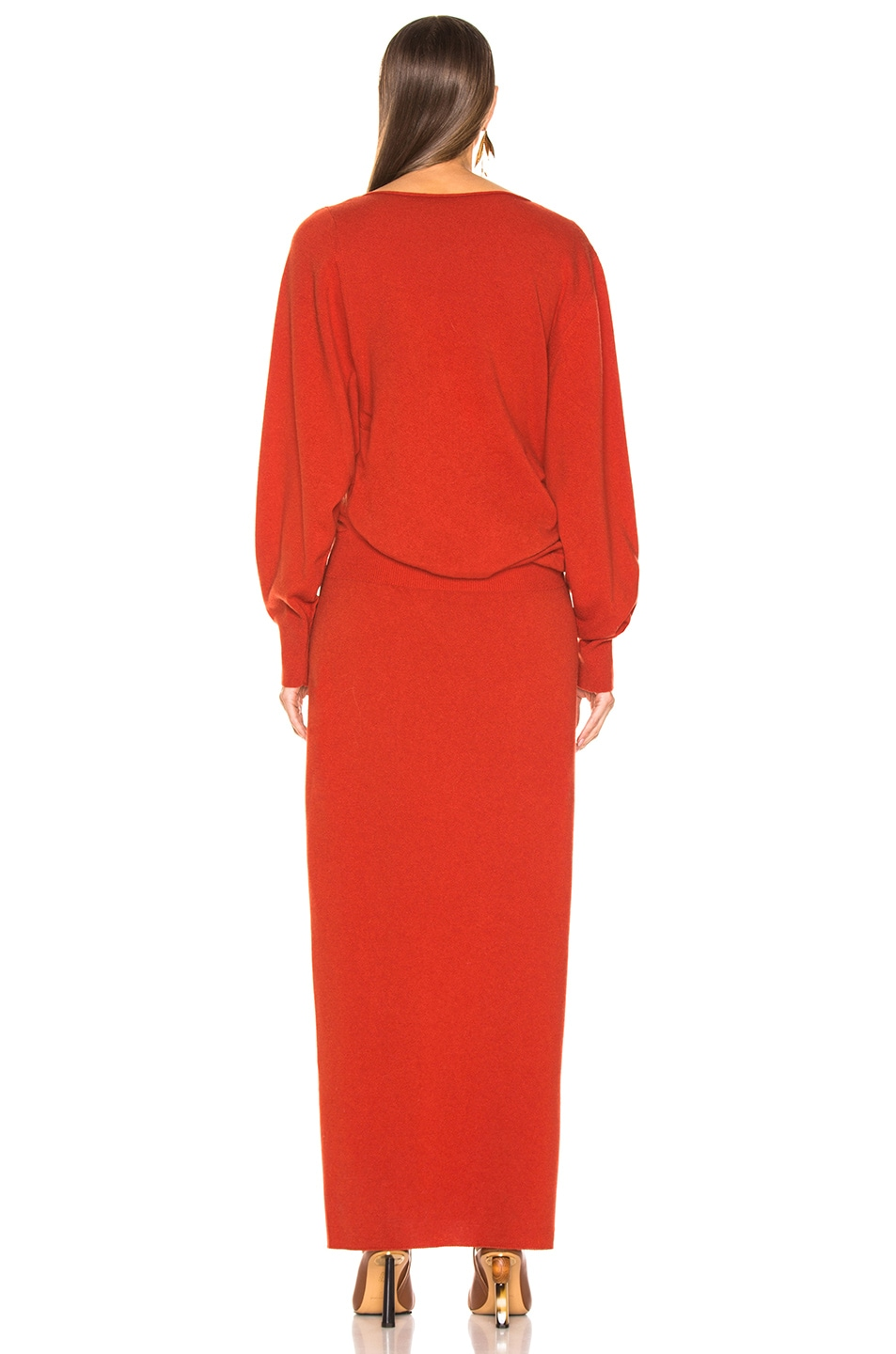 Image 4 of JACQUEMUS Jemaa Dress in Red