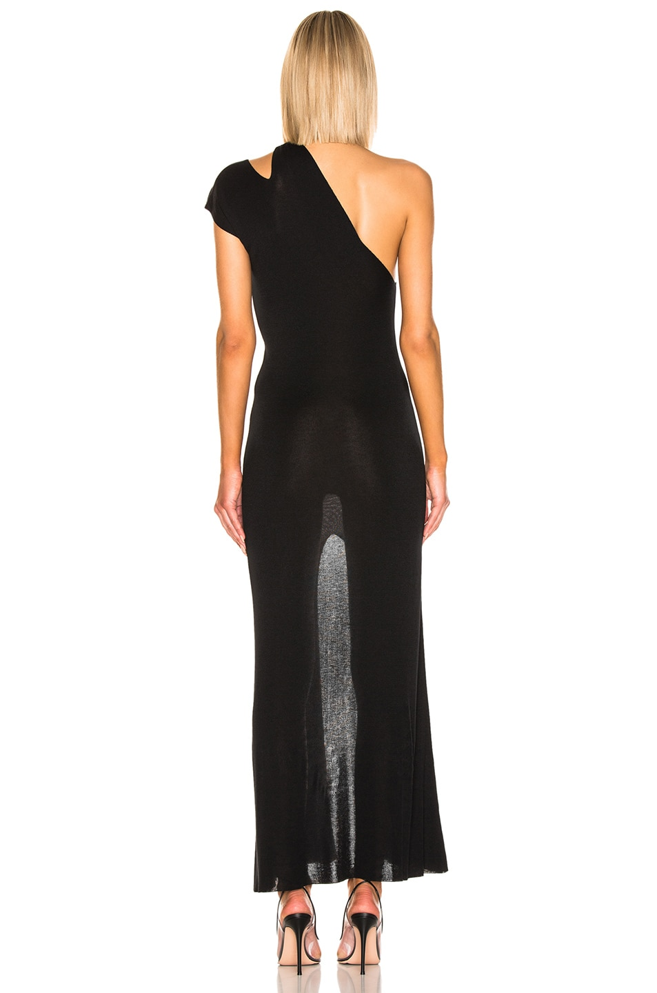 Image 4 of JACQUEMUS Azur Dress in Black