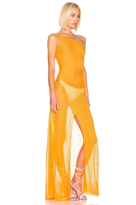 Image 2 of JACQUEMUS Calghera Dress in Orange