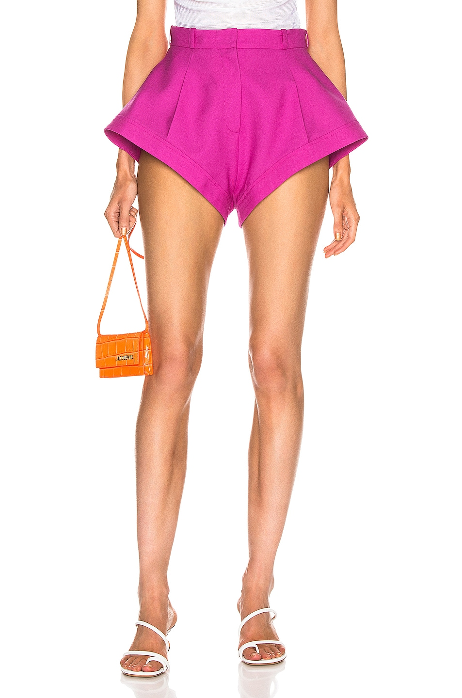 Image 1 of JACQUEMUS Rosa Short in Pink