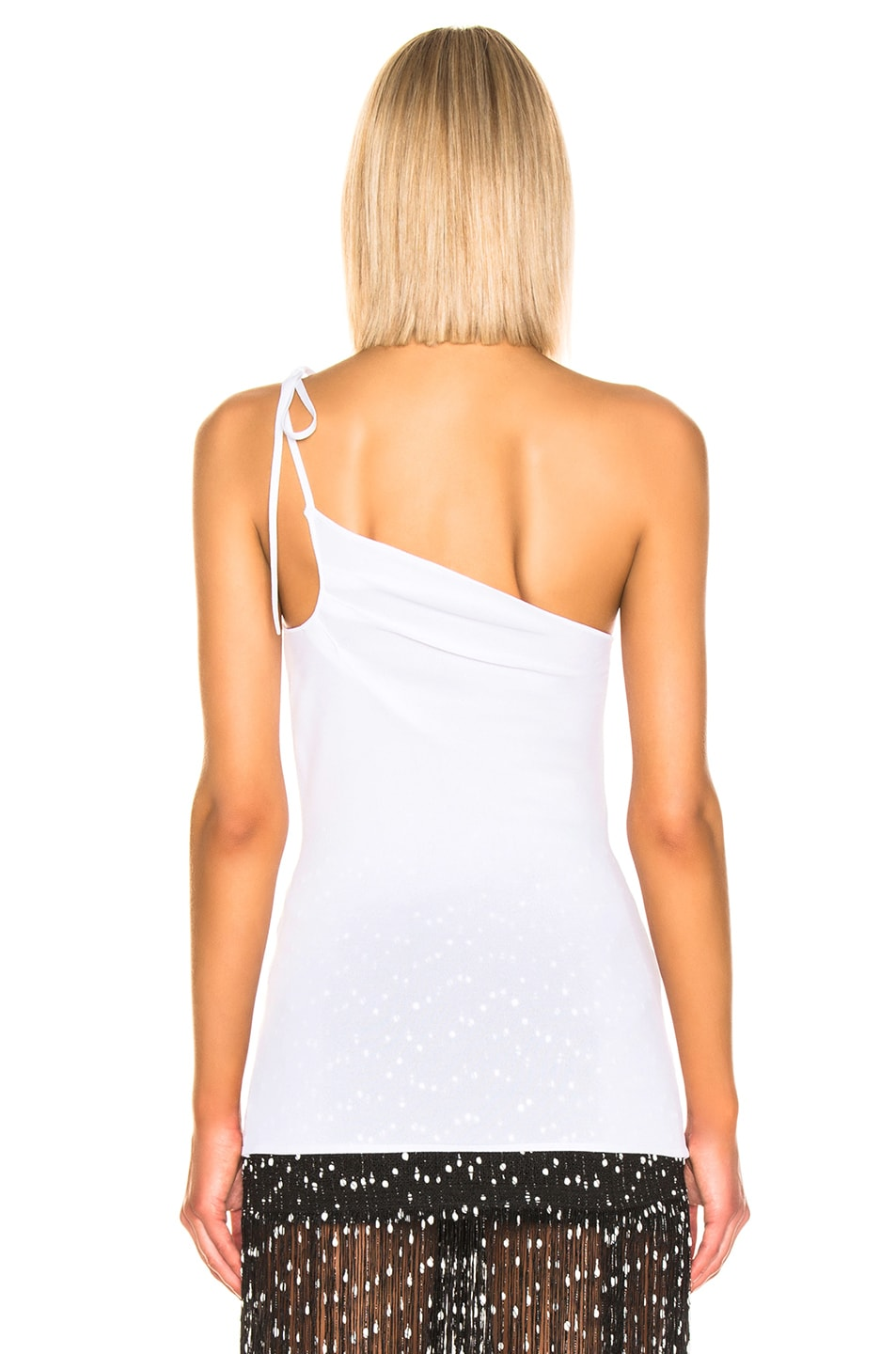 Image 3 of JACQUEMUS Asti Top in Off White