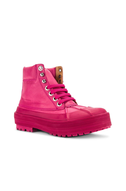 Image 2 of JACQUEMUS Les Meuniers Hautes in Pink