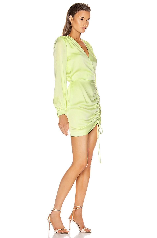 Image 2 of JONATHAN SIMKHAI Justine Dress in Pear